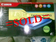 scanner sold today 14/09/2010