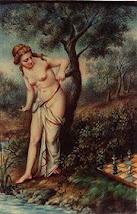 Caïssa - La déesse des joueurs d'échecs
