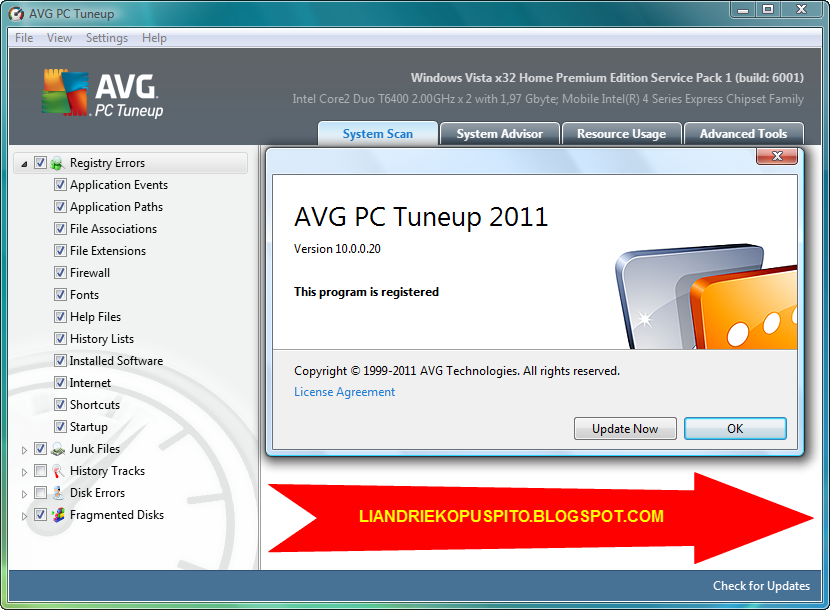 free avg license key 2016
