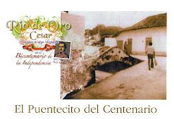 Recuerdos del Centenario de la Independencia en Río de Oro (Cesar)