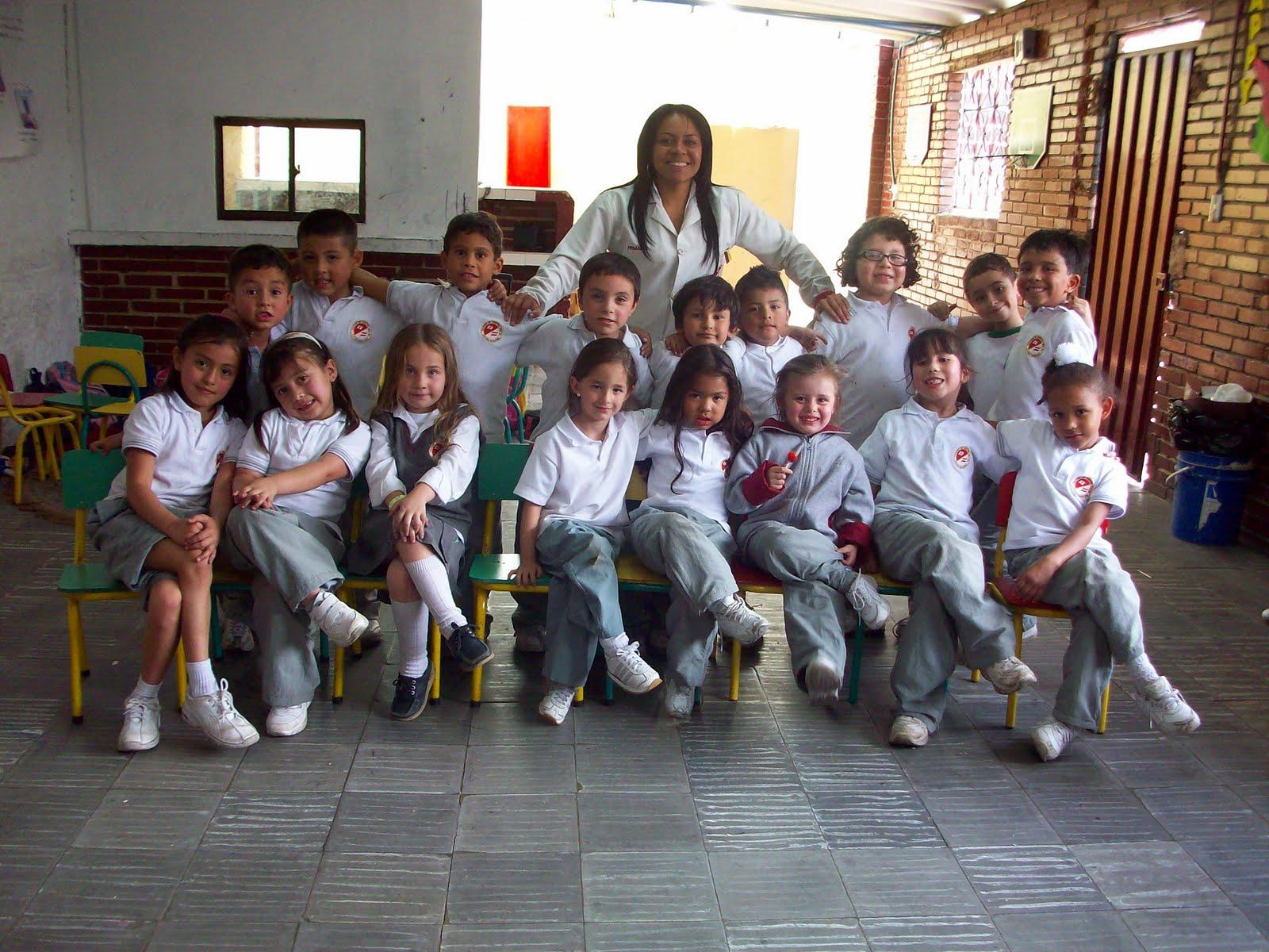 Practica laboral 8 semestre for Cascanueces jardin infantil bogota