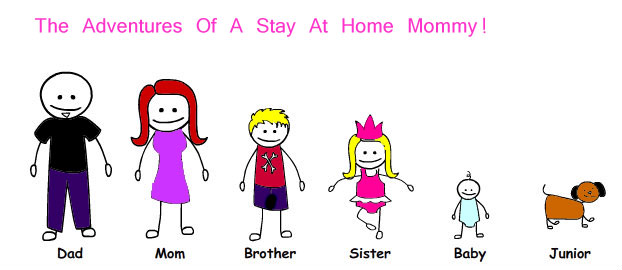 THE ADVENTURES OF A STAY AT HOME MOMMY!