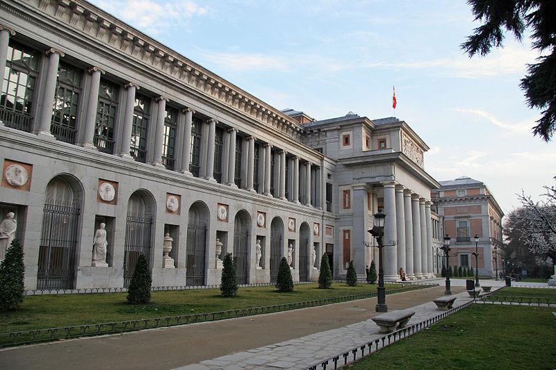 Museo del Pardo en Madrid