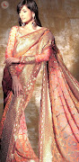 Bridal Wedding Sarees for Stunning Shimmering Look