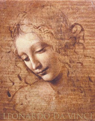 Angelo, de Leonardo Da Vinci