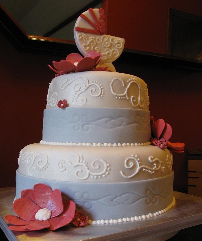 katie 39 s cakes beautiful baby shower cake