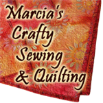 Marcia's Crafty Sewing & Quilting