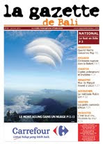 La Gazette de Bali janvier 2011