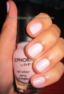 Sephora by OPI A True Romantic