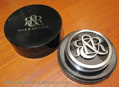 Rock & Republic Blush Packaging