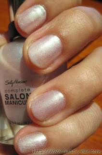 Sally Hansen Ring My Shell