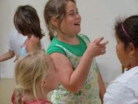 Crianças e riso