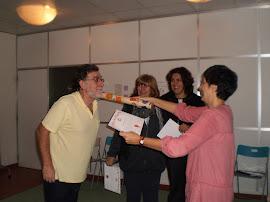 Curso de Líderes , Lisboa Dez.2010