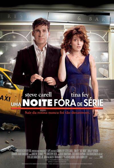 Filme Poster Uma Noite Fora de Série DVDRip XviD Dual Audio