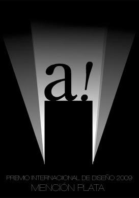 Mención plata A! Diseño 2009 por diseño de portadas colección Musipedia