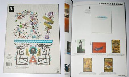 Publicación revista A! Diseño premios y reconocimientos 2009