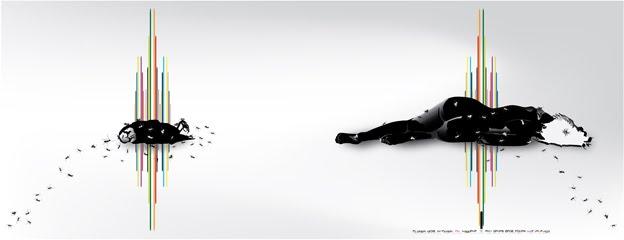 Portada-cotraportada para Novela Gráfica  con Prólogo de Édgar Clément (2011)