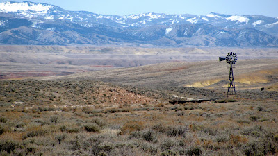 Old Bridger Road, Wyoming