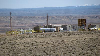 Poison Gas, Lysite, Wyoming