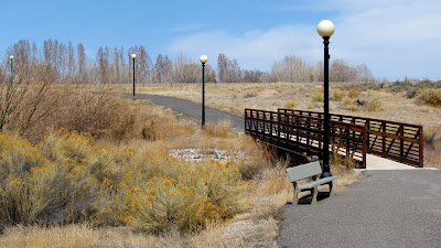town park, Basin, Wyoming