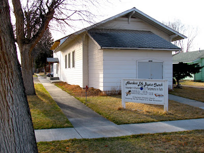 Abundant Life Baptist Church, Basin, Wyoming