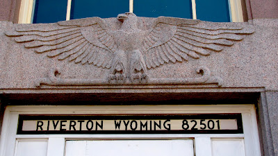 Post Office, Riverton, Wyoming
