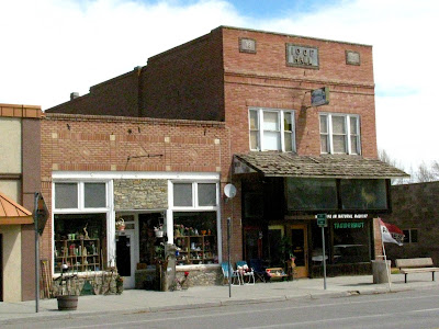 IOOF, Grey bull, Wyoming