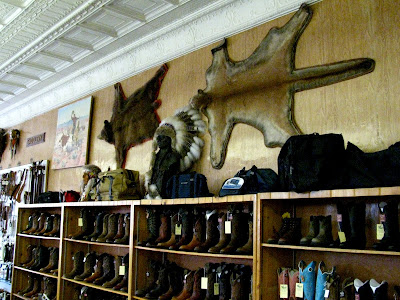 Probst Western Store, Greybull, Wyoming