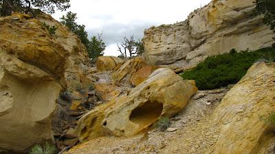 Castle Gardens Petroglyphs, Wyoming