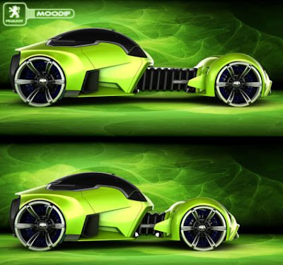 modif car