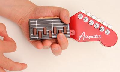 air guitar gadget
