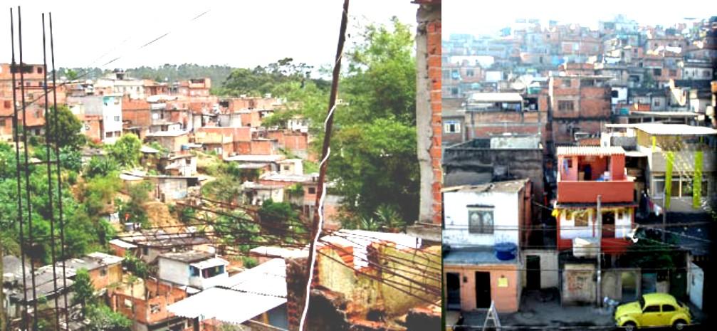 """favela: """"bairro"""" super chique"""
