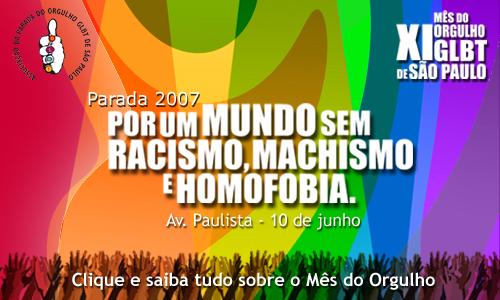 XI Parada GLBT de São Paulo