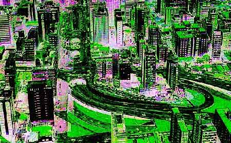 São Paulo em Matrix