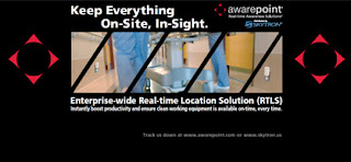 AAMI 2010: Keep Everything On-Site, In-Sight: Nothing Makes it Easier Than an Enterprise-wide Real-time Location System (RTLS)
