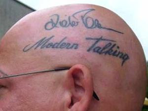 Tattoos Und Piercings Ein Leben Mit Vorurteilen Autogramme Als Tattoo