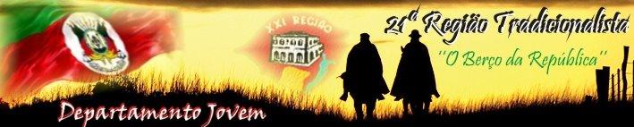Blog Oficial da 21ª Região Tradicionalista