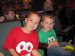 "Connor & Sean at Veggie Tales ""Alive"""