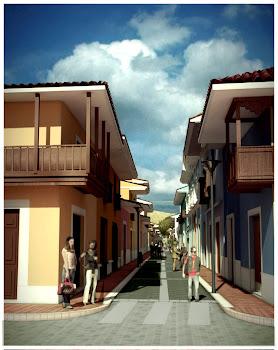 Revalorando el pasado con una propuesta arquitectónica para el TURISMO