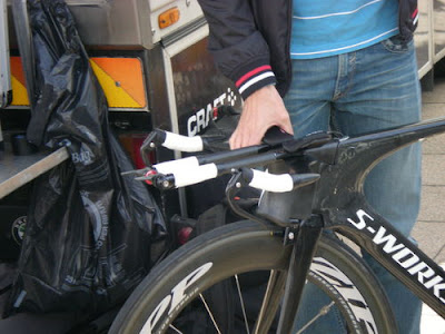 Bikes  Tour on The Official Five Four Blog  Spy Report   Specialized New Tt Bike