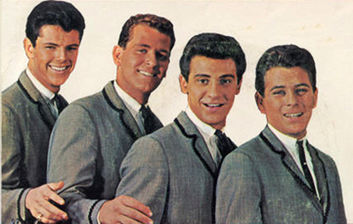 The Dovells You Cant Sit Down