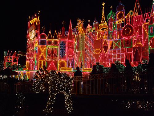 disney christmas lights wallpaper - photo #36