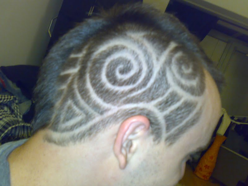 Tattoo Hair