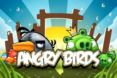 憤怒的小鳥 Angry Birds 遊戲