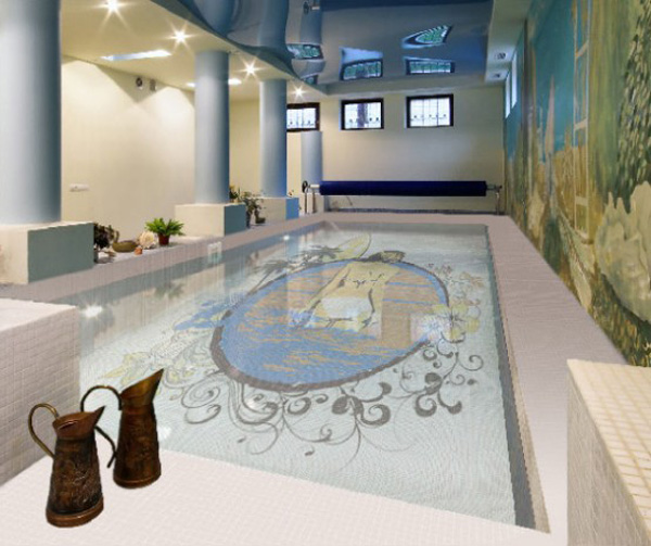 Swimming Pool Design Reference: 1001Places: Unusual Swimming Pool Designs