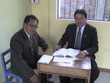 PRONAFCAP UNCP:ASESORANDO A LOS DOCENTES