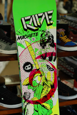 Ski Shop Daily Drops: Ride Limited Edition Machet Snowboard 2010