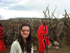 Masai Village, Kenya Africa