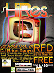 This Saturday - HiRes w/ DJ Brian Senyo @ RFD (Chinatown)