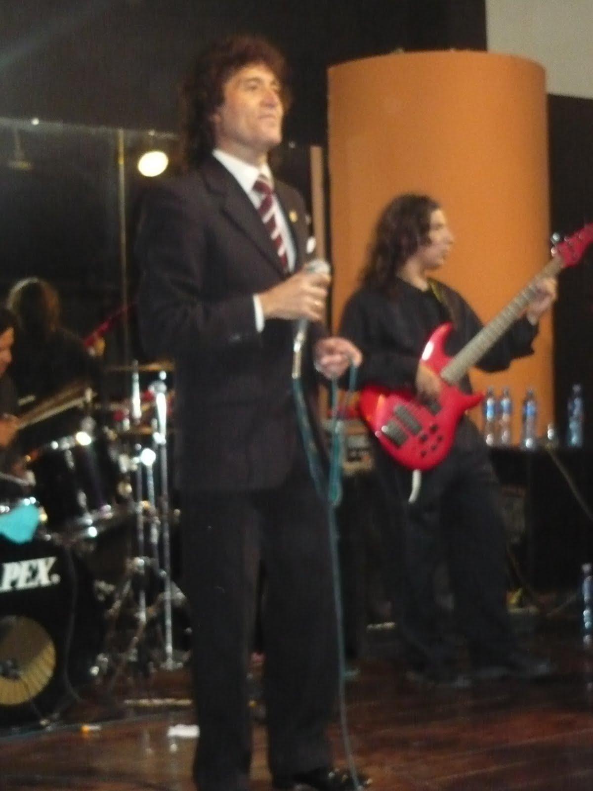 3 de octubre de 2009-en parrilla Punta del Este-Guayaquil,Ecuador